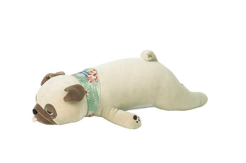 Nemu Nemu Animals Cool Pillow -  Hana (M)