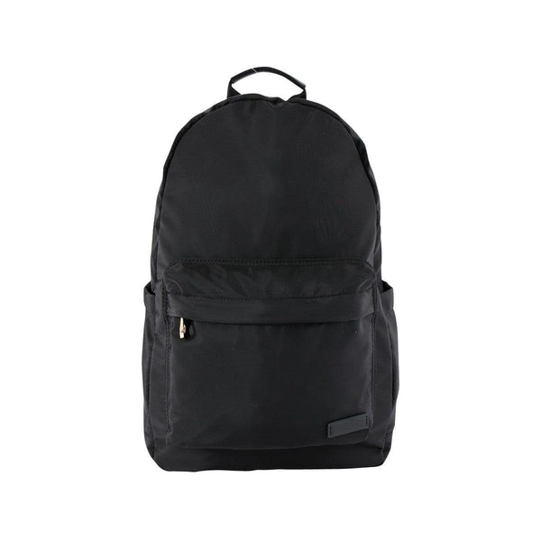 LOG-ON Poly Backpack - BLACK