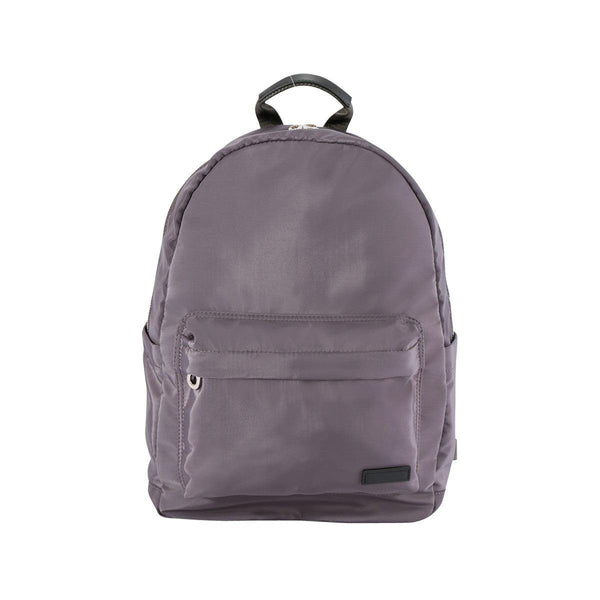 LOG-ON Poly Backpack - DARK GRAY