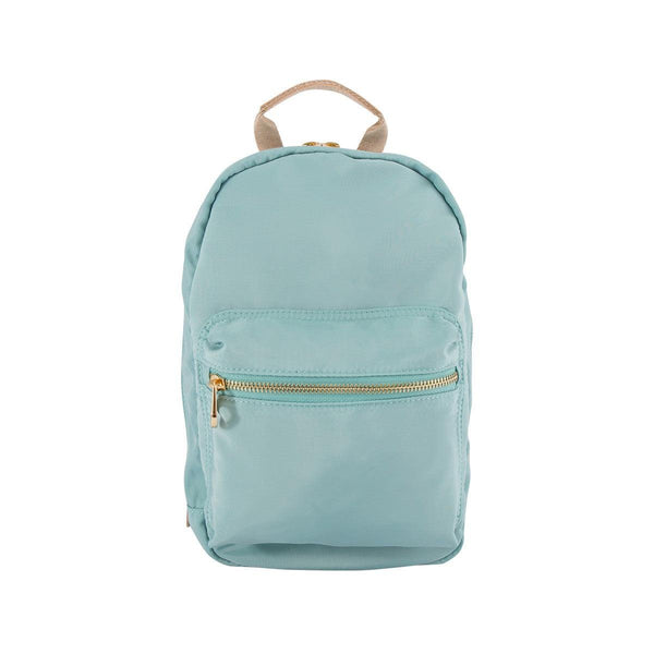 LOG-ON Poly Backpack Mini - LIGHT BLUE