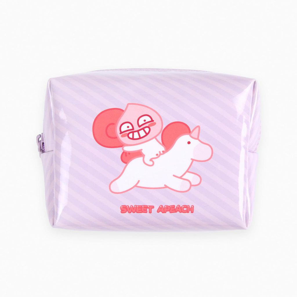 KAKAO FRIENDS CUBE POUCH M-APEACH SLASH