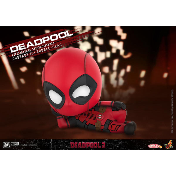 Hot Toys Deadpool (Posing Version) COSBABY (S) Bobble-Head