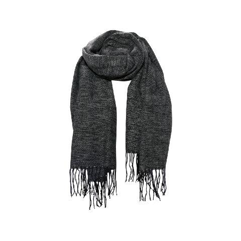 Finissage Plain Muffler-GRAY