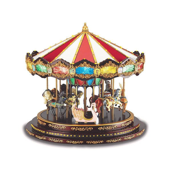 Marquee Deluxe Carousel H41cm