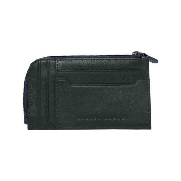Samuel Ashley X Log-On Crossover Edition Peyton Pocket-Navy/Dark Green