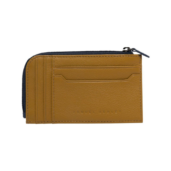 Samuel Ashley X Log-On Crossover Edition Peyton Pocket-Navy/Mustard
