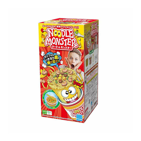 Party Game: Noodle Monster