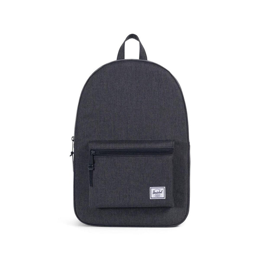 HERSCHEL Settlement Backpack-Black Crosshatch