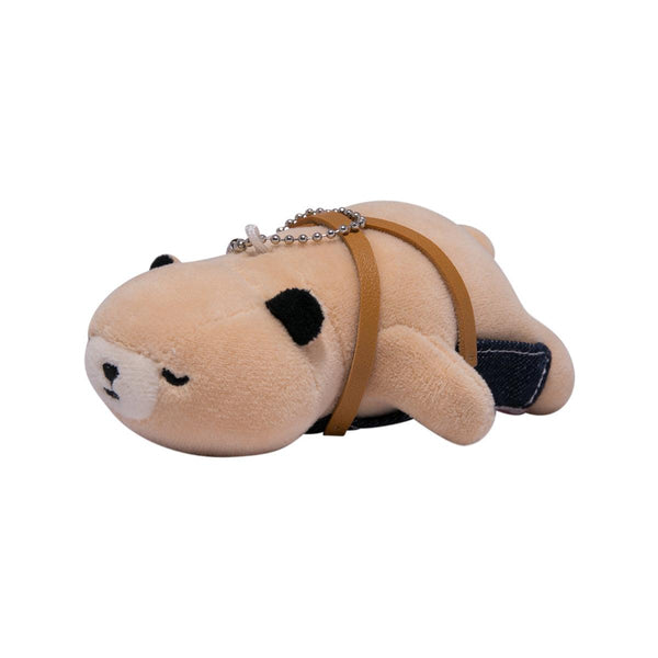 Manual Factory Bear Small Plush with Keychain
