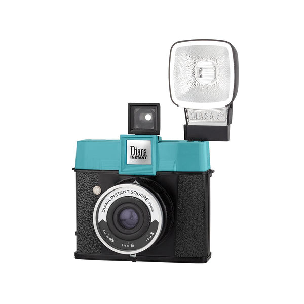 Lomography - The Diana Instant Square Camera with Flash