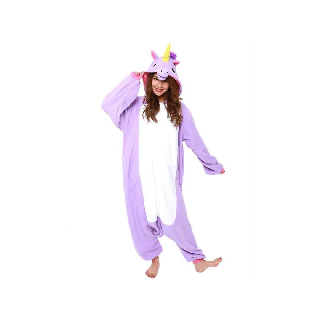 Sazac Partywear-Purple Unicorn