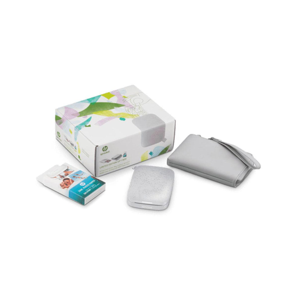HP Sprocket Gift Box - Luna Pearl