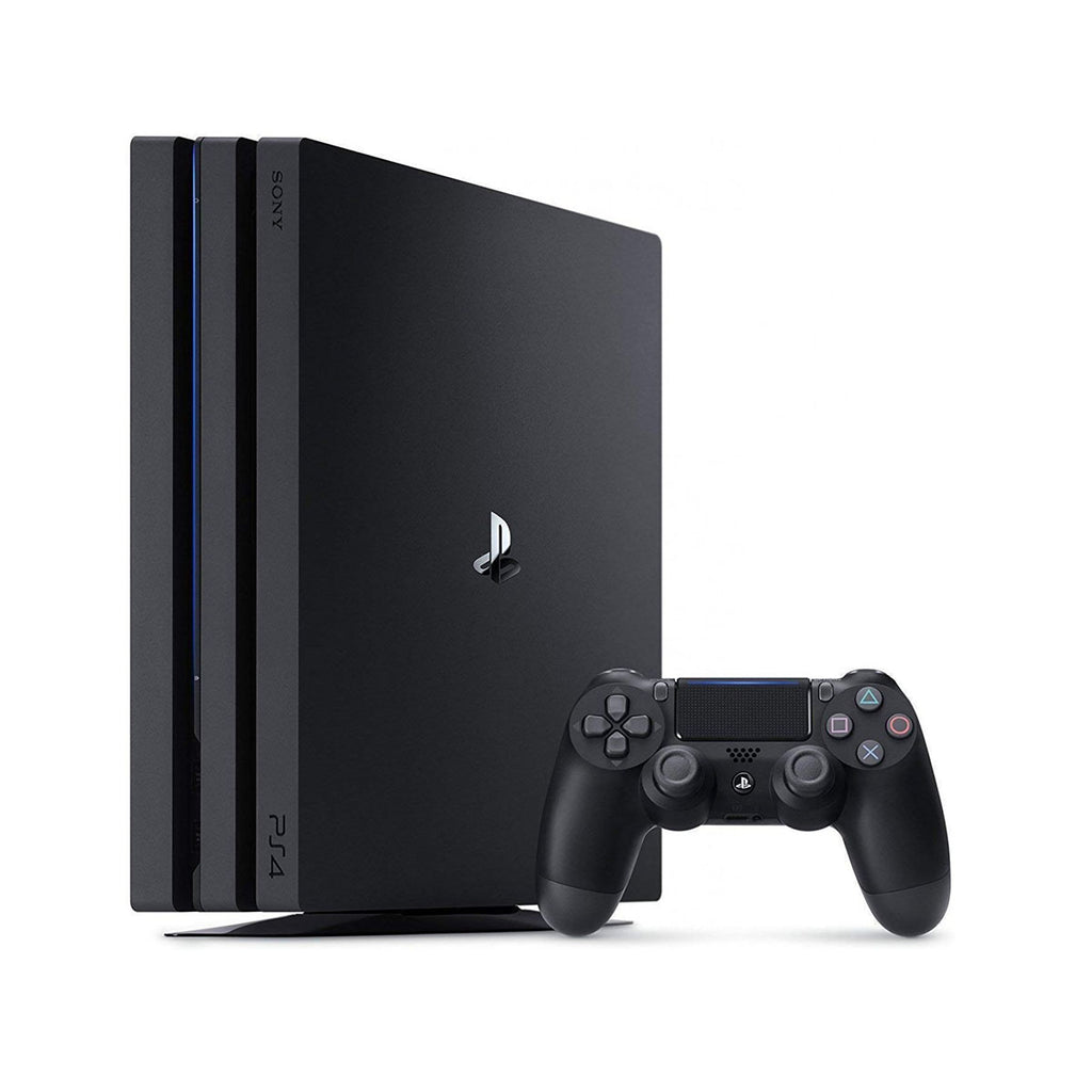 PlayStation®4 Pro 2TB Jet Black