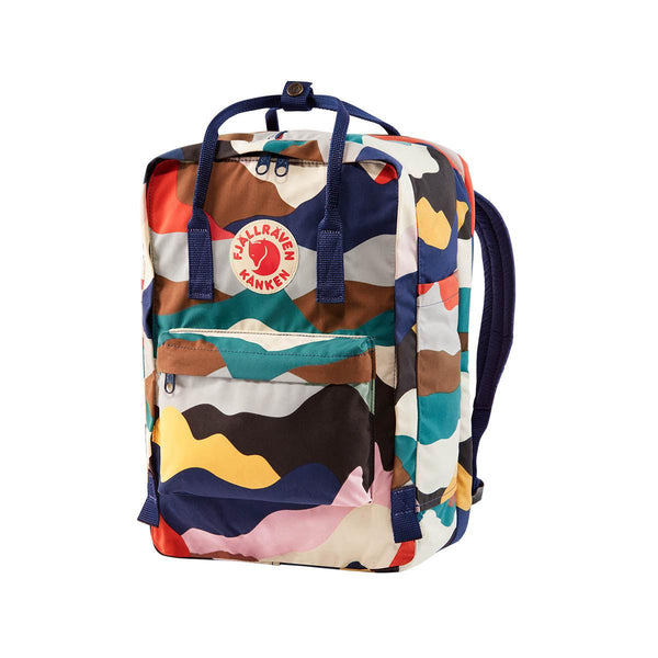 Fjallraven KÅNKEN ART Backpack - Summer Landscape