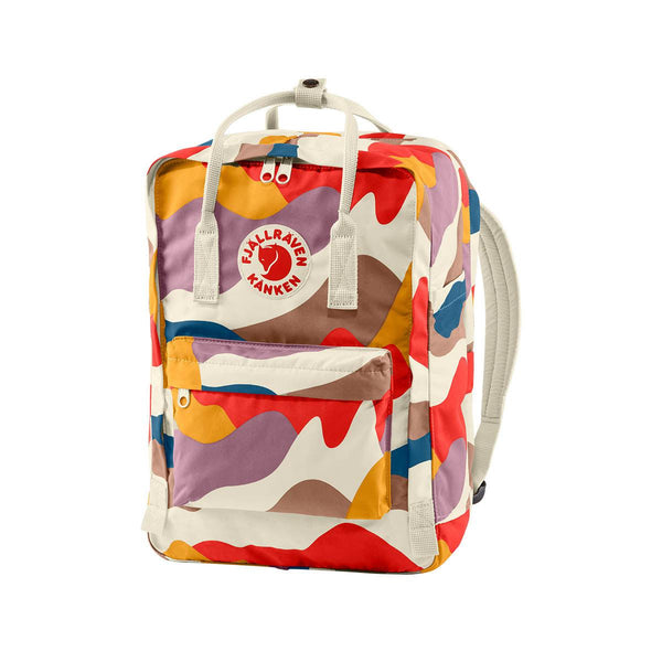 Fjallraven KÅNKEN ART Backpack - Spring Landscape