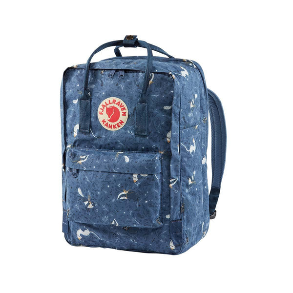Fjallraven KÅNKEN ART Backpack - Blue Fable