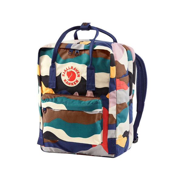 Fjallraven KÅNKEN ART Mini Backpack -Summer Landscape