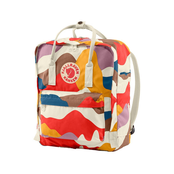 Fjallraven KÅNKEN ART Mini Backpack-Spring Landscape