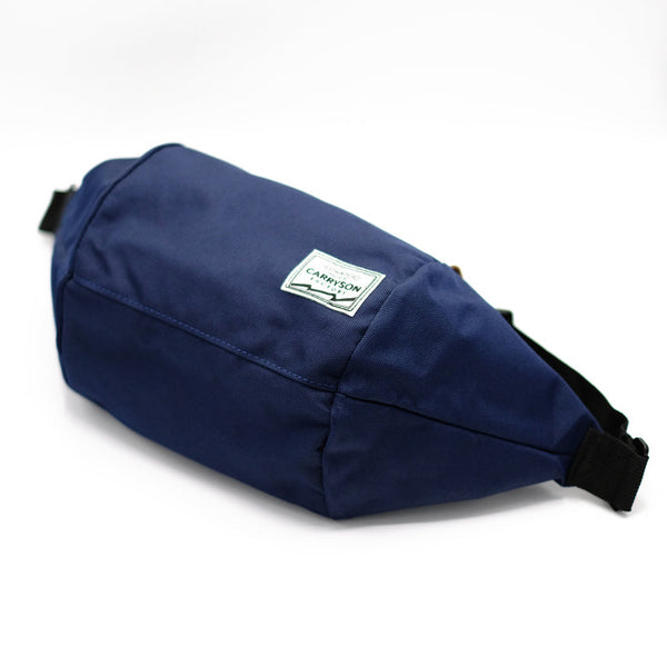 CARRYSON RUGBY BUM BAG-NAVY