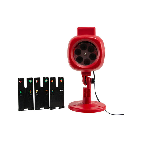 EDAI Ei A/O Projector Red H23Cm