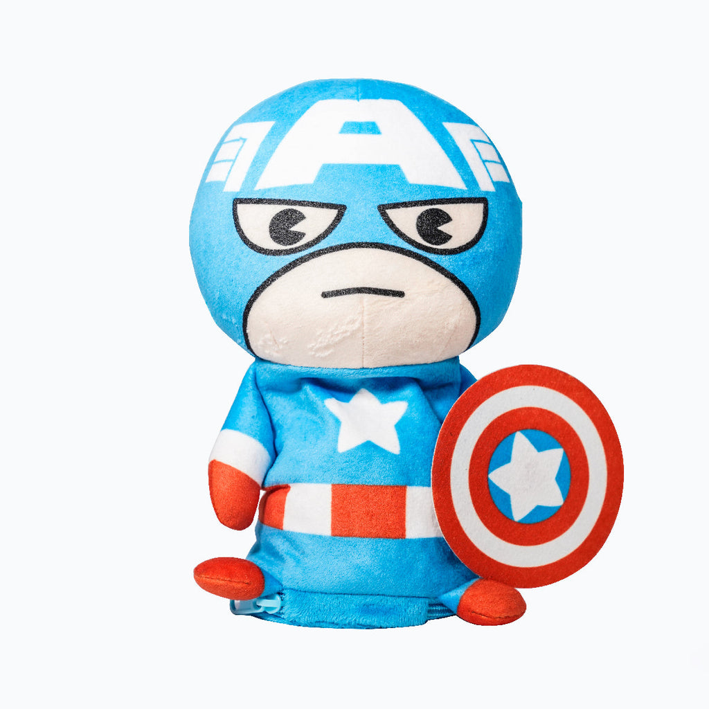Wealth Trend Avengers 4 Feature Plush(Captain America)