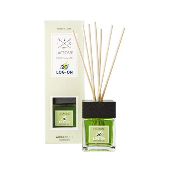 LACROSSE LOG-ON 20th Anniv Diffuser – Green Tea