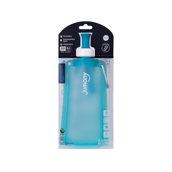 SILICONE WATER POUCH JUMONY 550ML