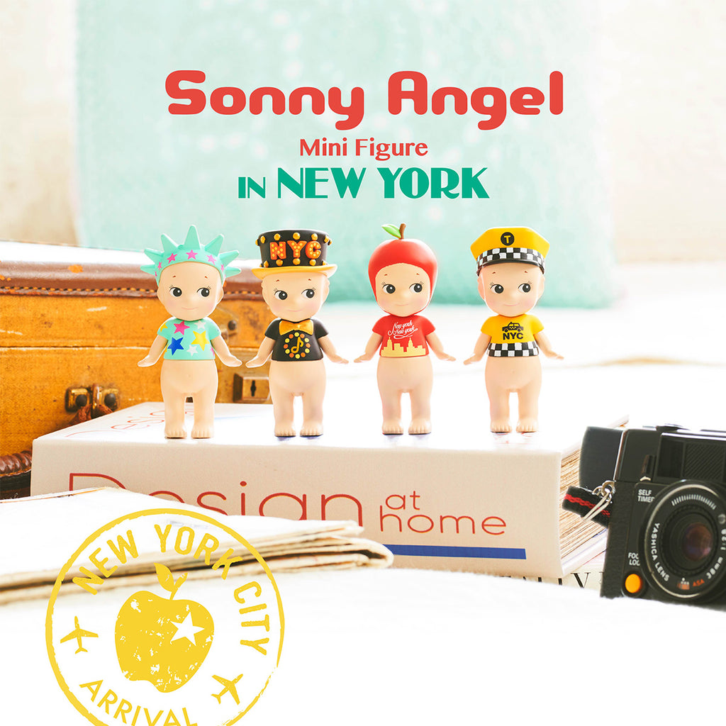 Sonny Angel -New York series- Gift Box