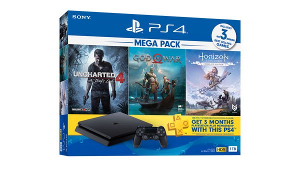 PlayStation®4 MEGA PACK
