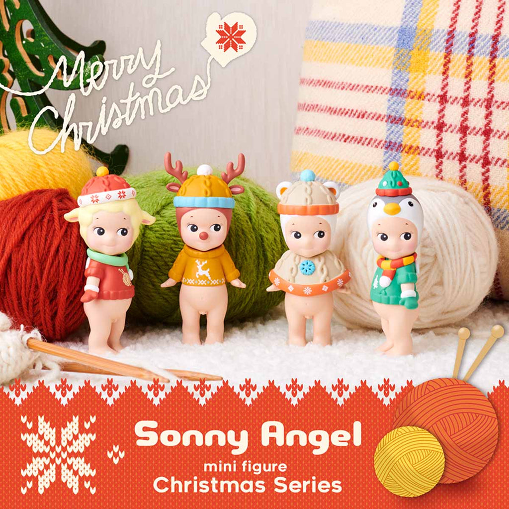 Sonny Angel -Christmas series-2019  Gift Box