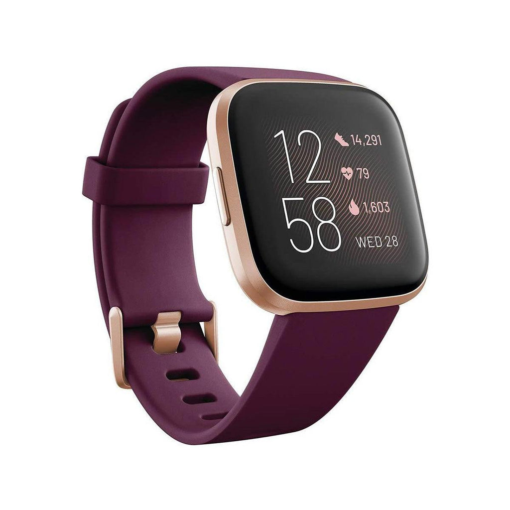 FITBIT Versa 2 Bordeaux/Copper Rose