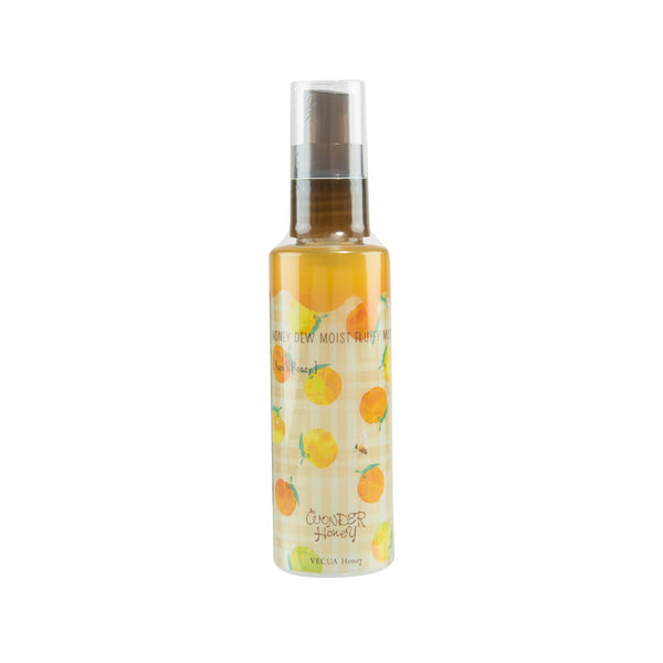 VECUA HONEY Wonder Honey Honey Dew Moist Fluffy Mist Yuzu & Honey