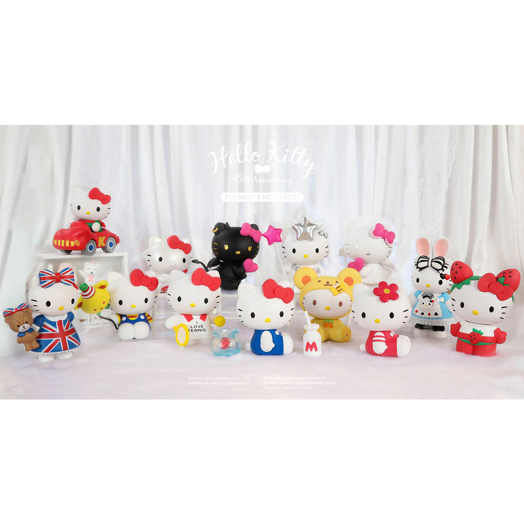 POP MART Hello Kitty 45th Anniversary Blind Box