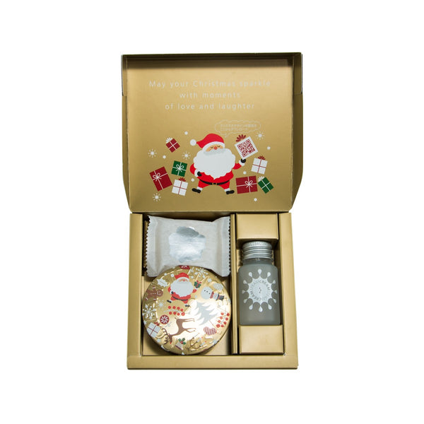 STEAMCREAM STEAMCREAM Christmas Coffret  (75g+30ml+15g)
