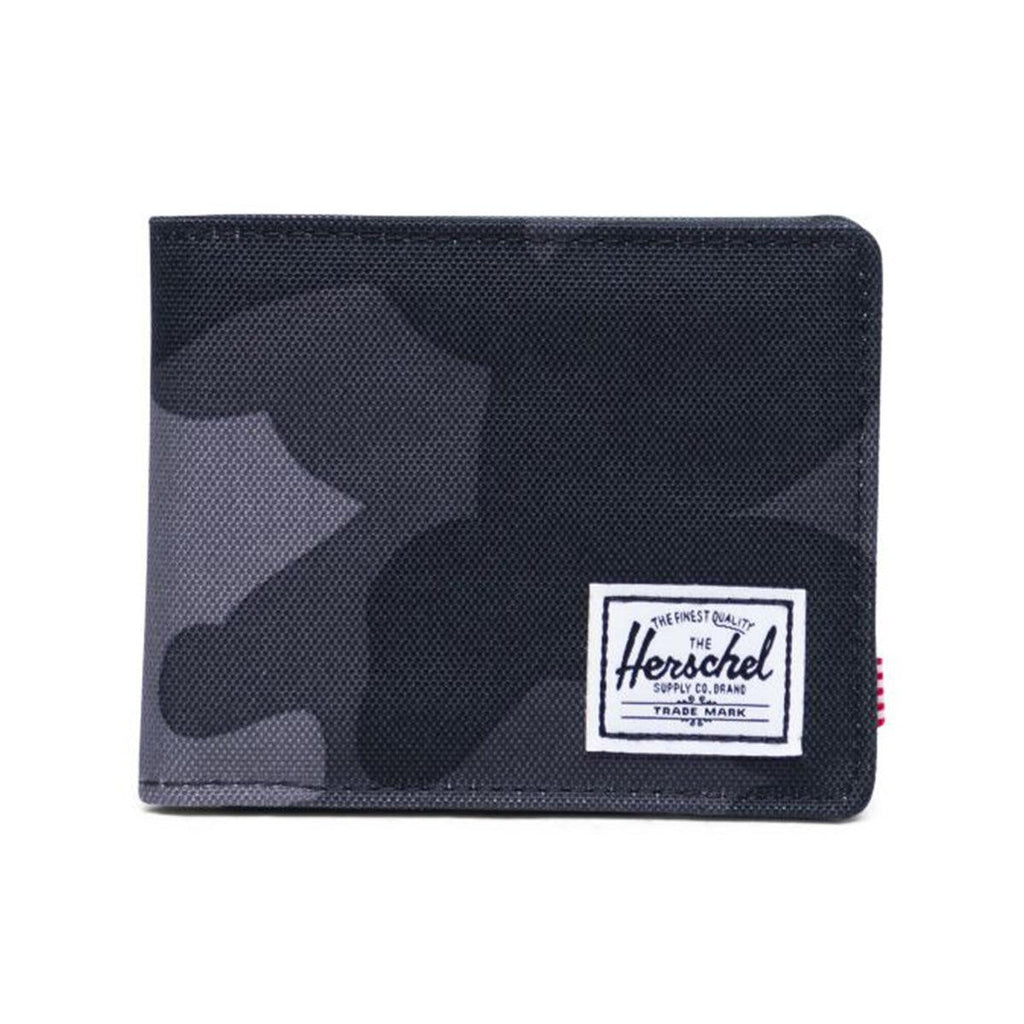 HERSCHEL Roy RFID Wallet-Night Camo