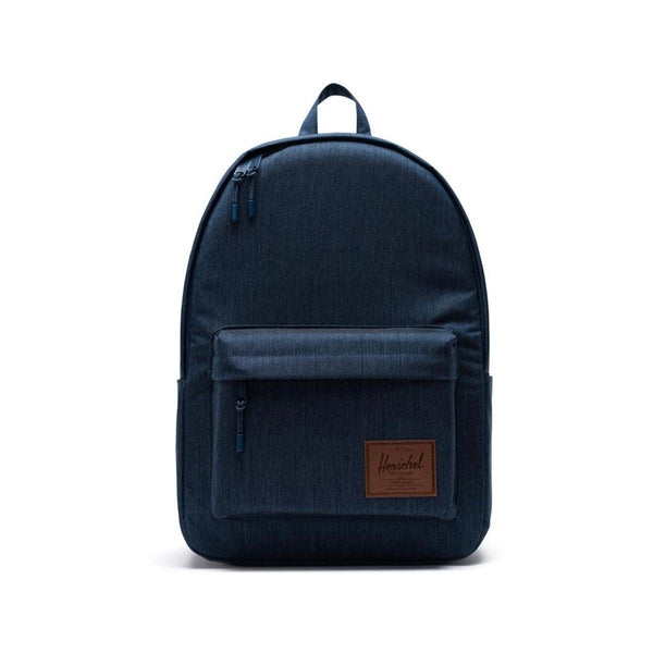 HERSCHEL Classic XL Backpack-Indigo Denim Crosshatch