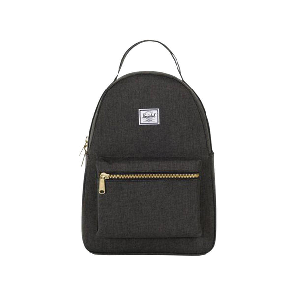 HERSCHEL Nova S Backpack-Black Crosshatch
