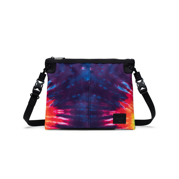 HERSCHEL Alder Shoulder Bag-Rainbow Tie Dye