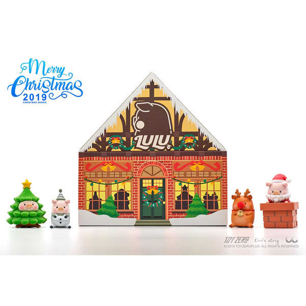 Lulu The Piggy Can.Christmas Series (LOG-ON E-Shop only)