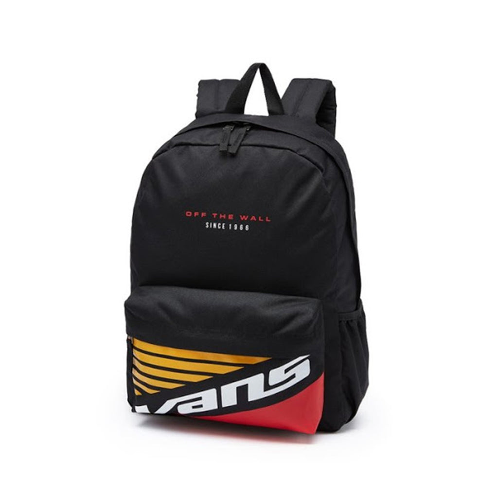 VANS AP Lead Lap Backpack-Black