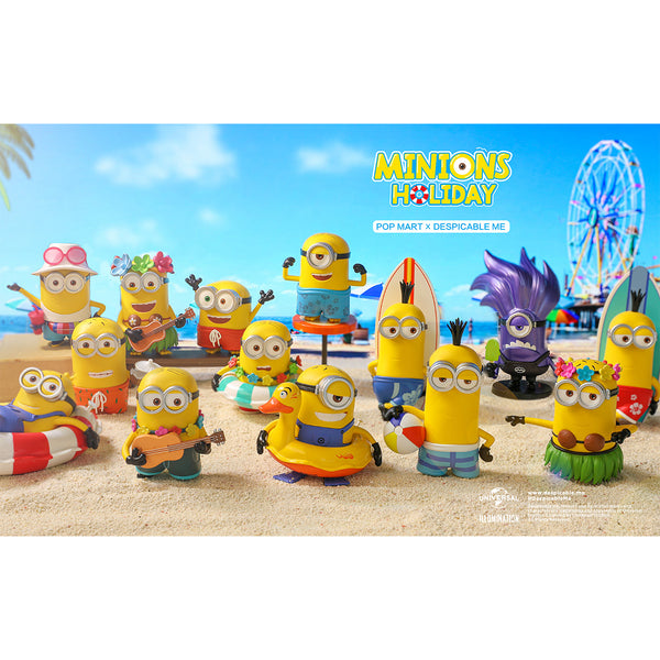 POP MART Minions Holiday Blind Box