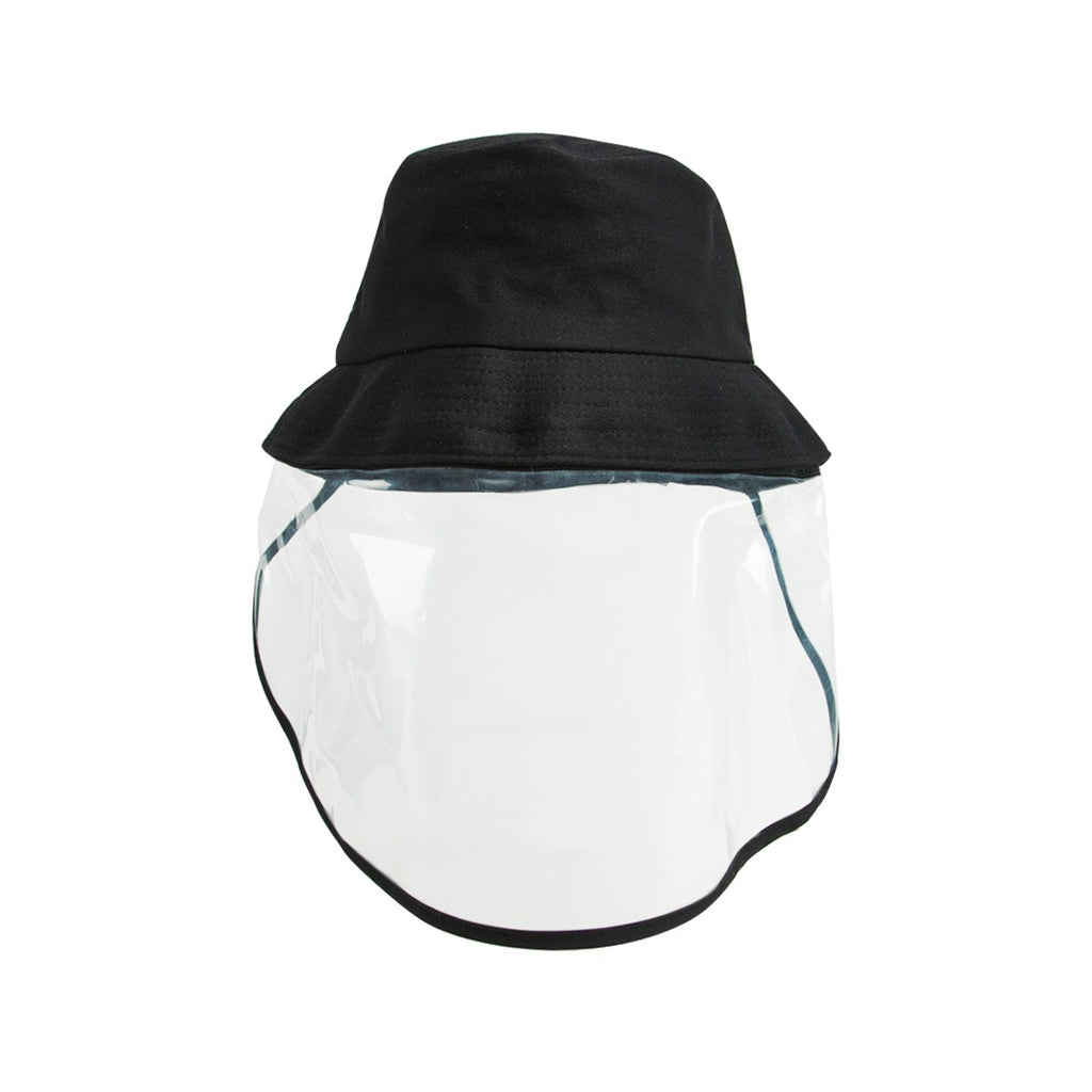 Protective Bucket Hat with Detachable Cover