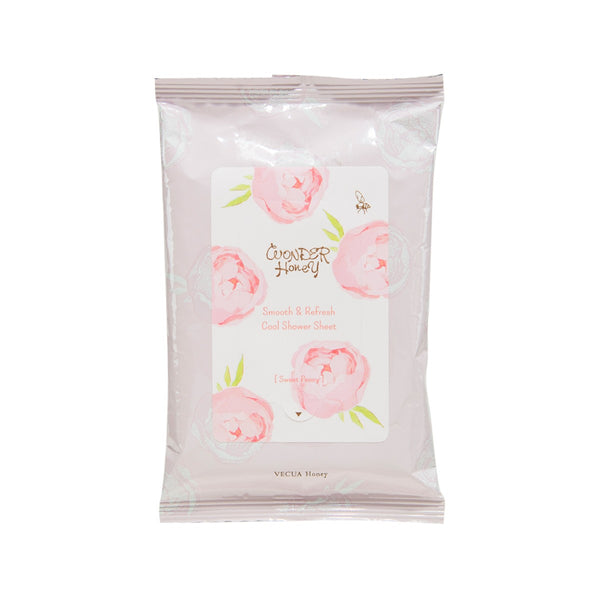 WONDER HONEY SHOWER SHEET-SWEET PEONY