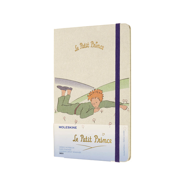 MOLESKINE 12 Month Large Size Weekly Planner Little Prince