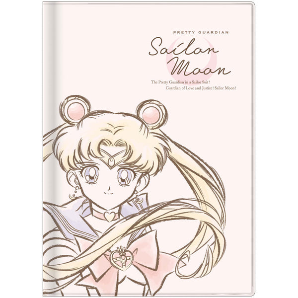B6 Monthly - Sailor Moon Face