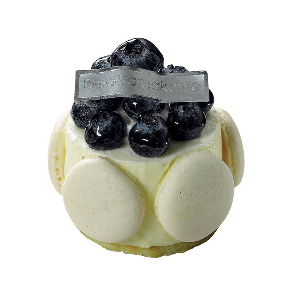 Patisserie Yamakawa Blueberry & Cheese Mousse Cake