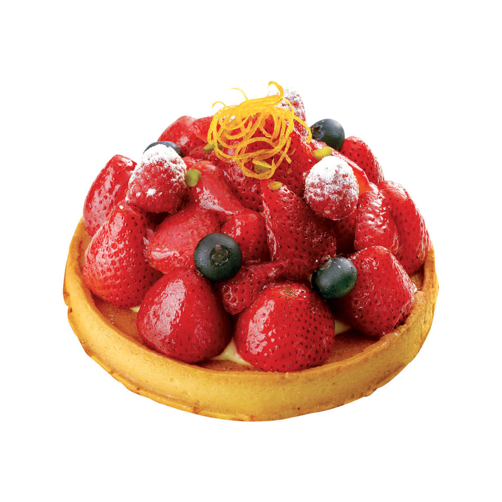 Patisserie Yamakawa Mixed Berries Tart