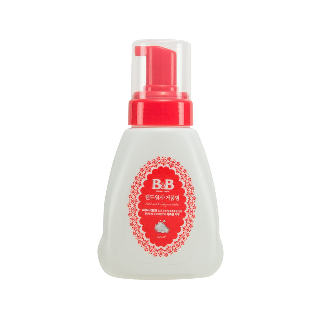 B&B HAND WASH FOR BABY & KIDS (LEMON)