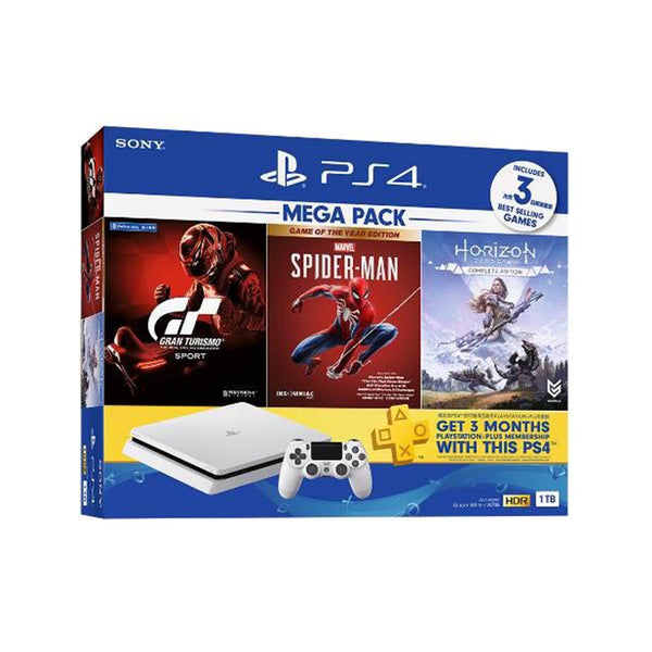 PlayStation®4 MEGA PACK 3