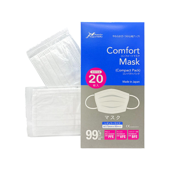 PHOENIX SUN Face Mask - 20pcs
